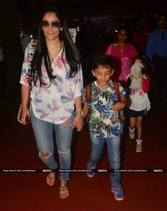 Jhanvi Kapoor, Alia Bhatt And Malaika Arora Are High On Style