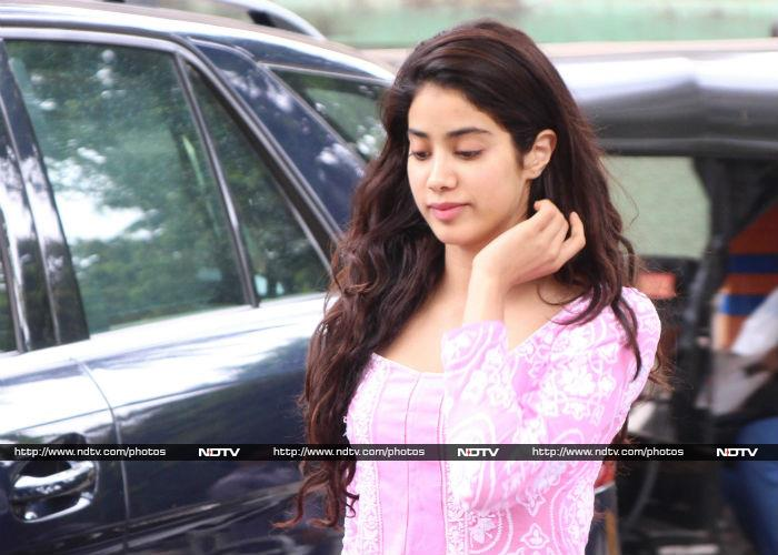 Jhanvi Kapoor, You Made Our Day