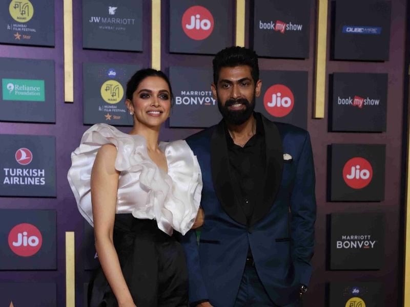 Deepika, Rana Daggubati, Taapsee Close Jio MAMI Mumbai Film Festival In Style
