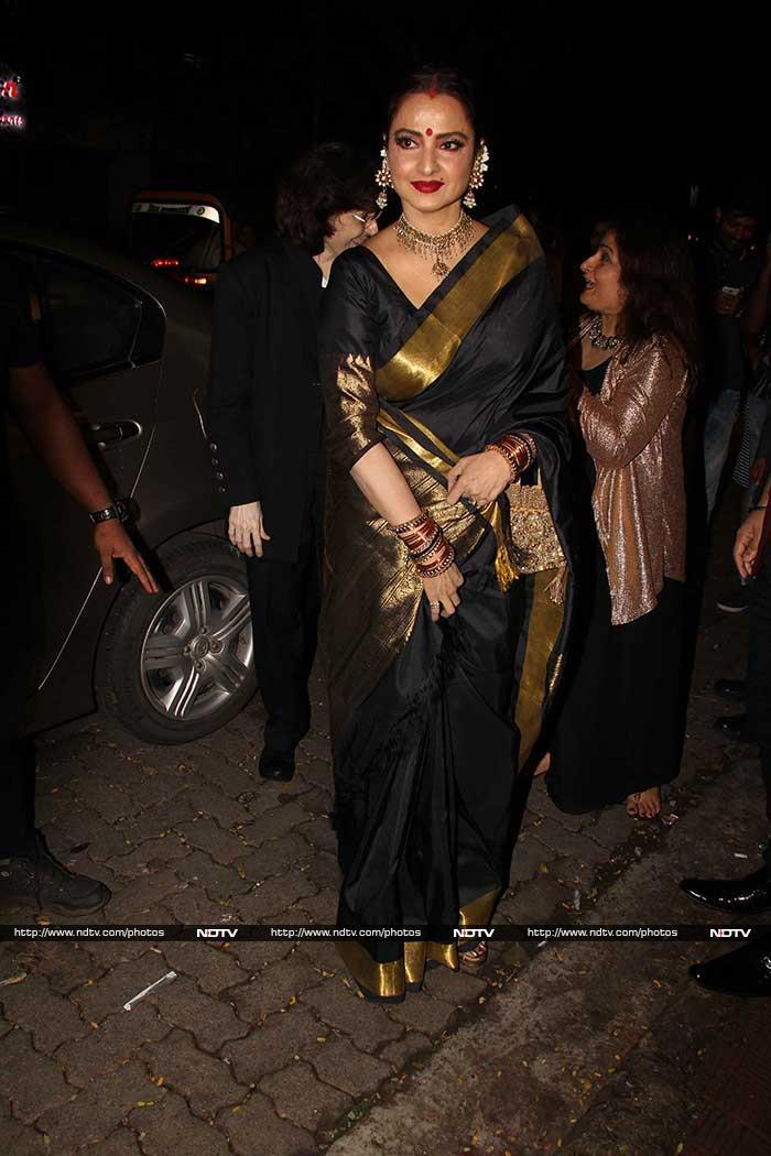 आलिया-शिल्पा से उर्मिला तक, जश्न में शामिल हुए कई सितारे