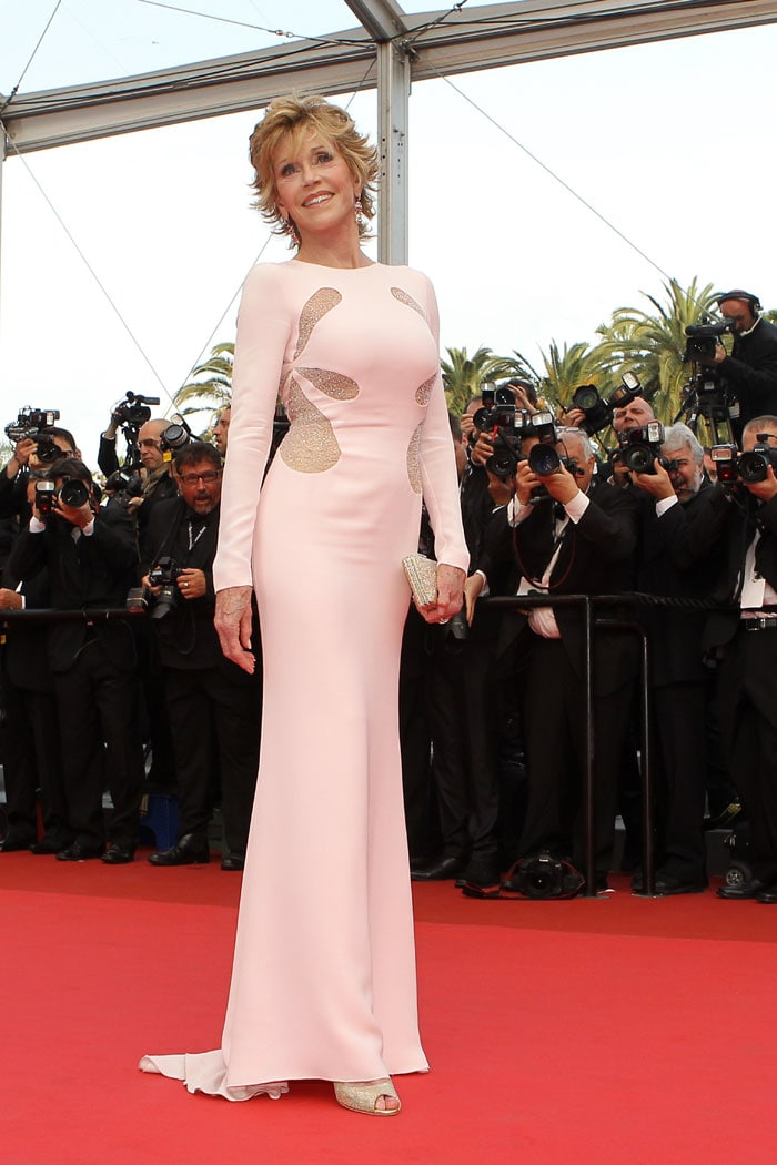 Stars on Day 2 of the Cannes Film Festival