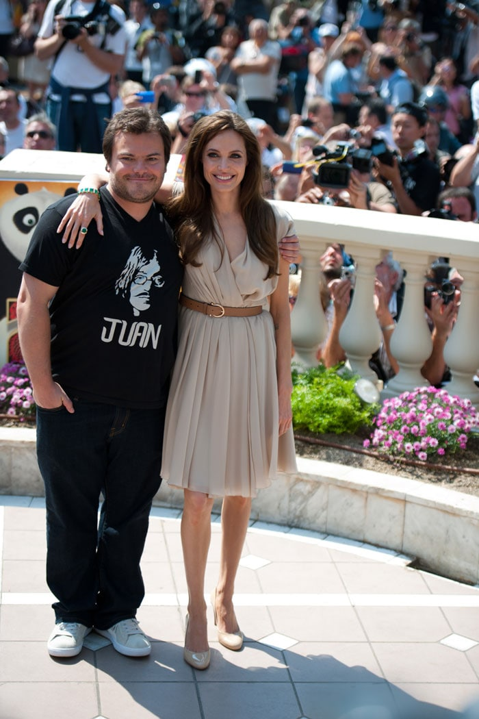 Angelina Jolie shines at Cannes