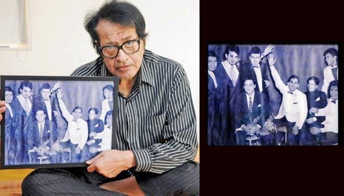 Manoj Kumar shares rare pic of Joy Mukherjee