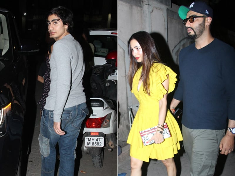 Malaika Arora Takes A Date To Mom Joyce's Birthday. Guess Who?