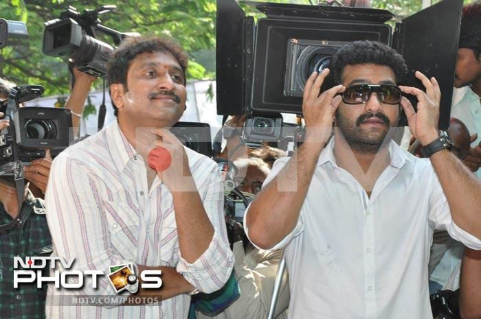 Jr NTR\'s new movie Baadshah launched