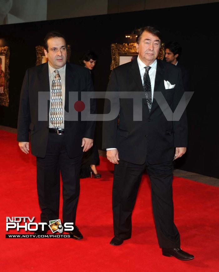 Celebrity roll call at Jab Tak Hai Jaan premiere