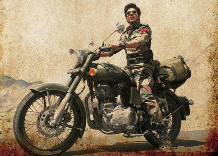 Stills: SRK, Kat in Jab Tak Hai Jaan
