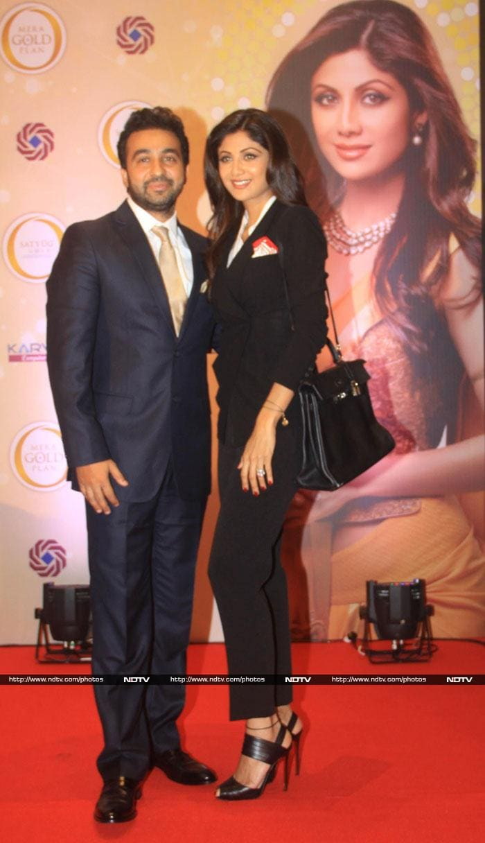 Shilpa and Raj, the Gold Standard of Showbiz Couples