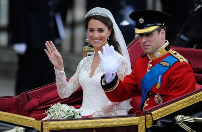 William and Kate\'s wedding