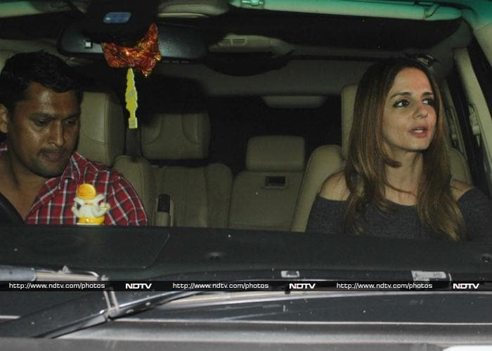 Kaabil Vs Raees: Celebs At Hrithik And Shah Rukh Khan\'s Films Screenings