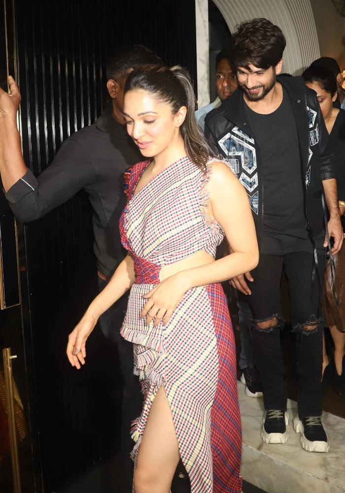 Kabir Singh Stars Shahid And Kiara Have 200 Crore Reasons To Party
