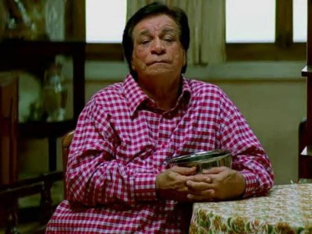 Photo : नहीं रहे बॉलीवुड अभिनेता कादर खान, कनाडा में हुआ निधन
