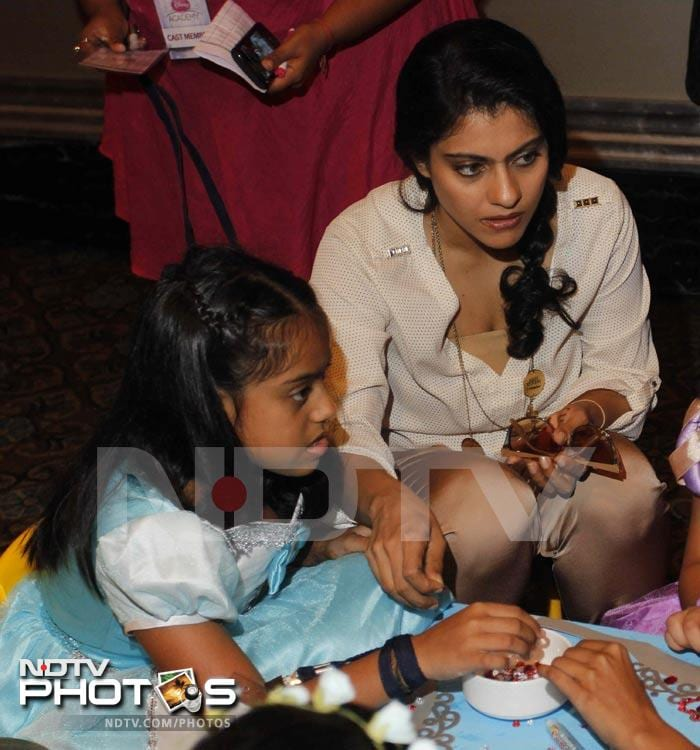 How to be a princess, with Kajol