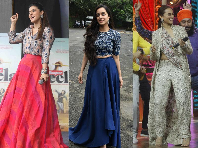Kajol, Shraddha, Sonakshi Are Super-Duper Busy