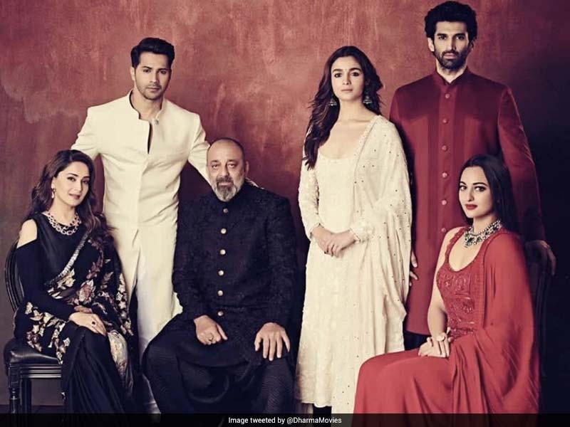 Kalank Diaries With Alia, Varun, Sonakshi, Aditya, Madhuri, Sanjay Dutt