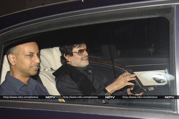 रणवीर और आलिया की फिल्म 'गली बॉय' की स्क्रीनिंग में पहुंचे ये सितारे
