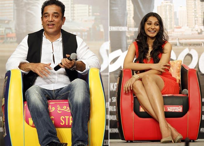 Kamal Haasan\'s Vishwaroopam at IIFA