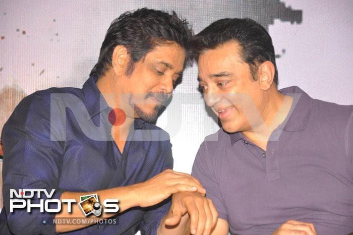 Brothers-in-arms: Kamal, Nagarjuna