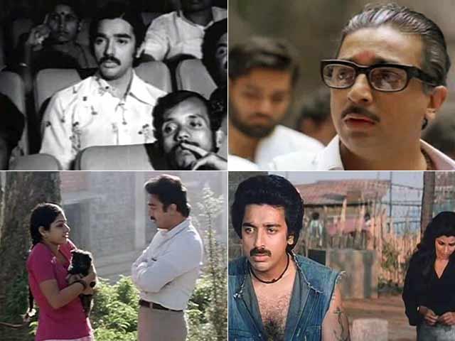 Kamal Haasan@60: His 10 Best Films