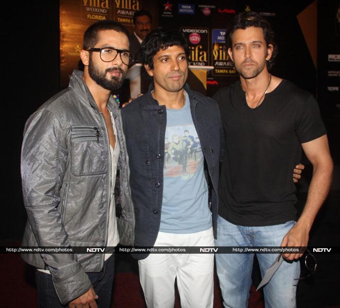 Hrithik, Farhan, Shahid: Boys will be boys