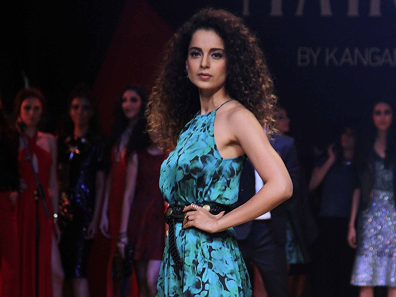 Kangana Turns Designer, Invites Richa to Fashion Show