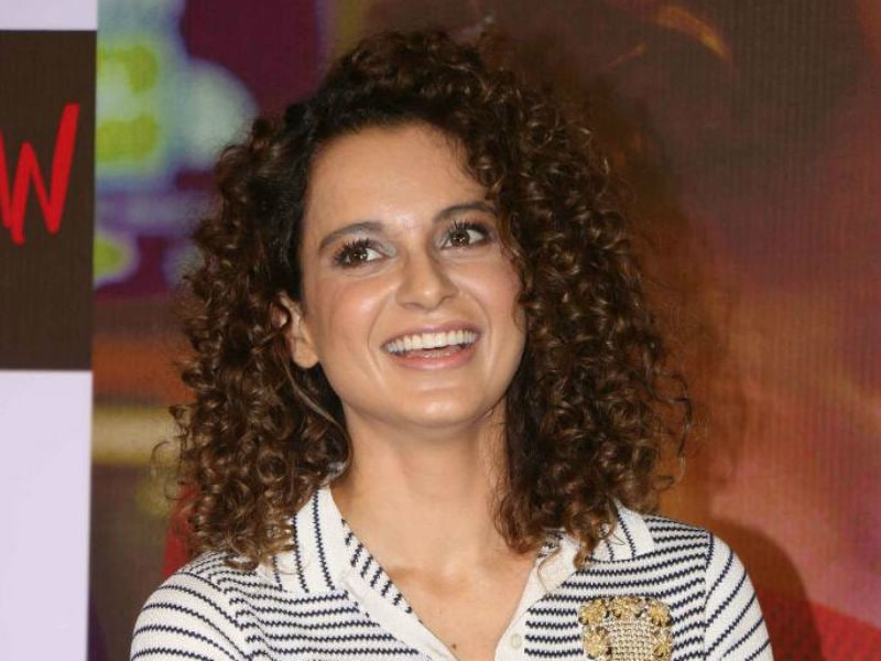 Kangana Ranaut Takes Charge Of Simran's  Duty In High Spirits