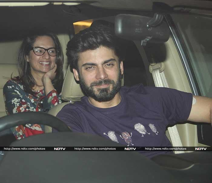 Alia, Sidharth, Fawad Party All Night With One More Kapoor Son
