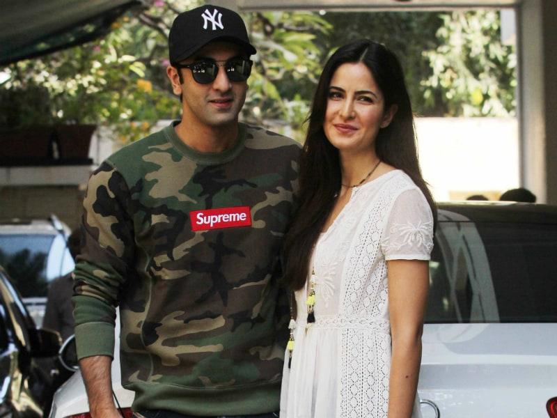 Photo : Ranbir, Katrina's Prem Kahani at Kapoors' Christmas Brunch