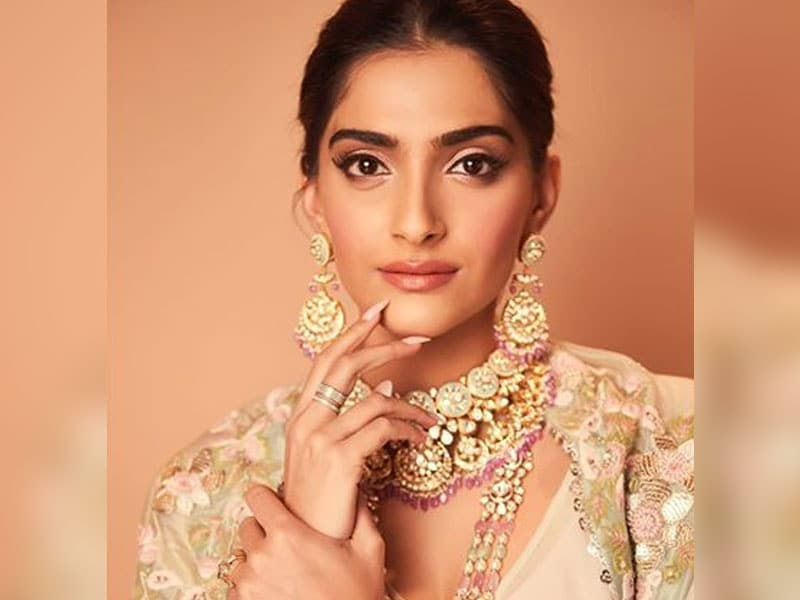 Sonam And A Mini Kapoor Fam-Jam At A Family Haldi