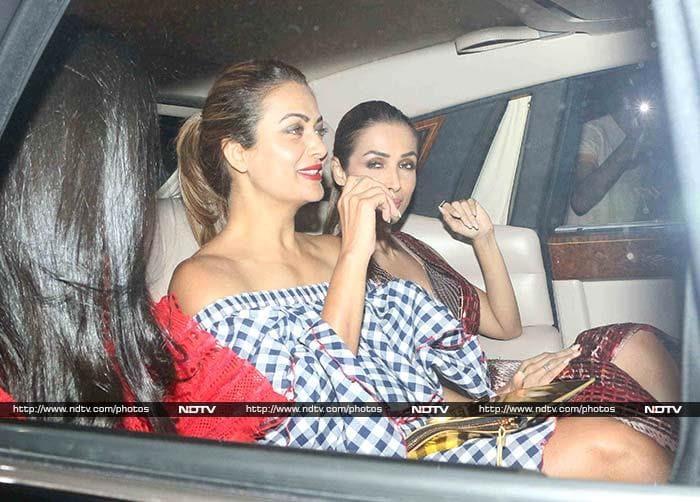 Kareena-Saif, Deepika-Ranveer Party Together At Karan\'s Bash