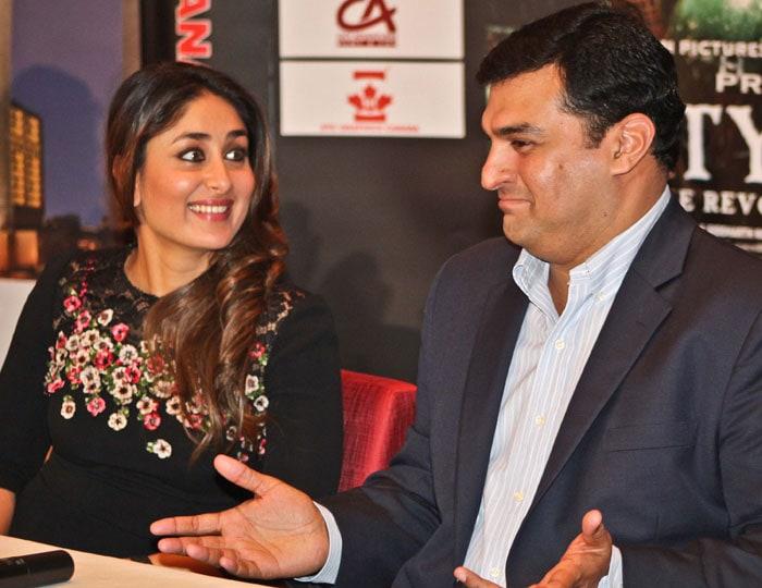 What Kareena did in Dubai