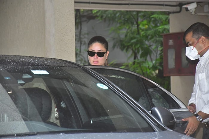 Kareena Kapoor\'s Day Out With Son Jeh