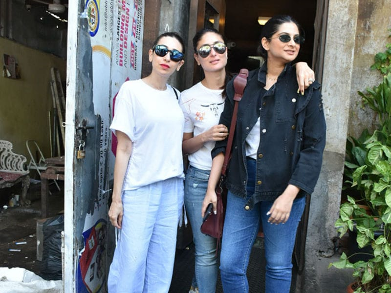 Kareena, Karisma, Rhea's Girls-Only Jam