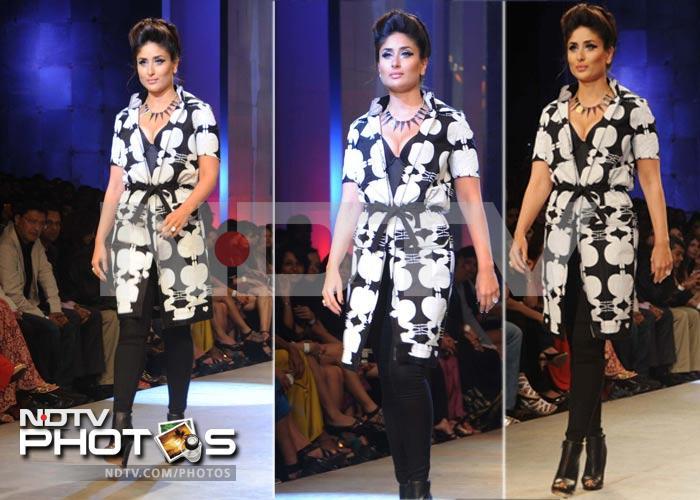 Lakme Fashion Week: Kareena\'s grand finale