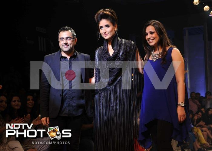 Lakme Fashion Week: Kareena's grand finale