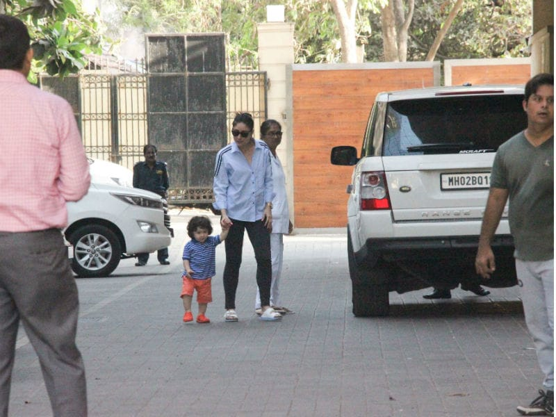 These Pics of Kareena And Taimur Will Make Your Day