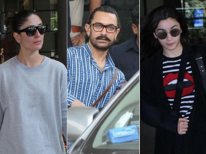 Photo : मुंबई एयरपोर्ट पर दिखा इन स्टार्स का कूल लुक
