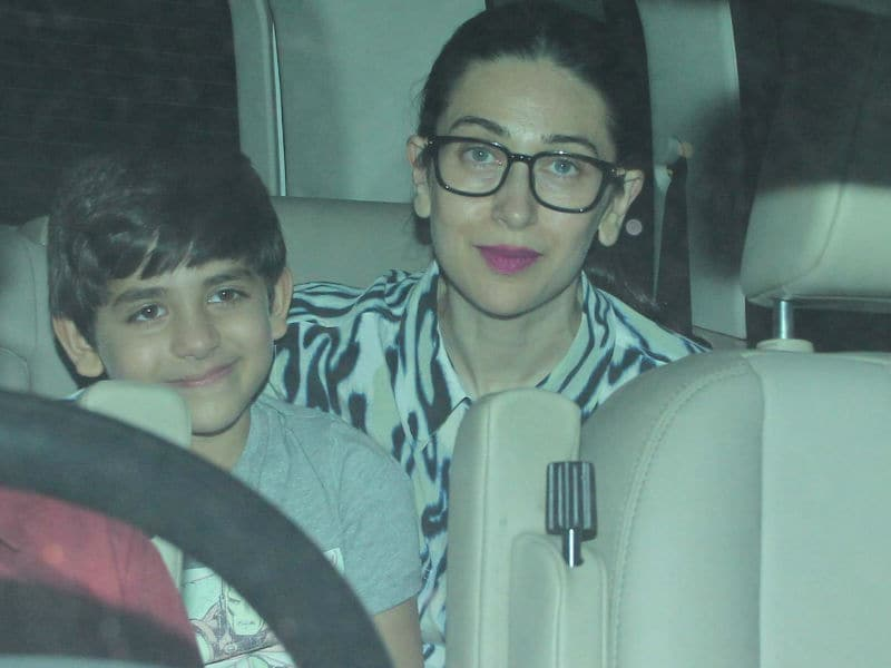 Taimur And Kareena Had More Visitors In Hospital