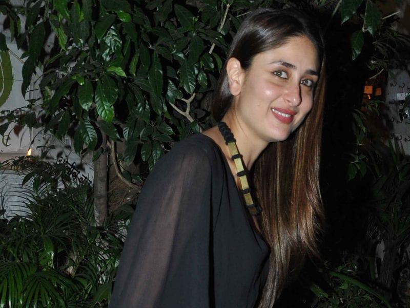 Kareena, Bipasha's Saturday Night Out