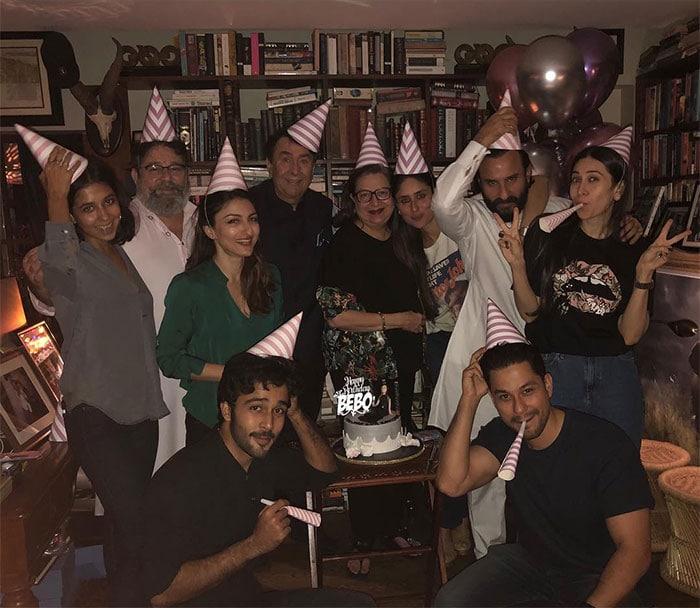 Kareena Kapoor\'s Birthday Bash Had Sugar, Spice And Everything Nice
