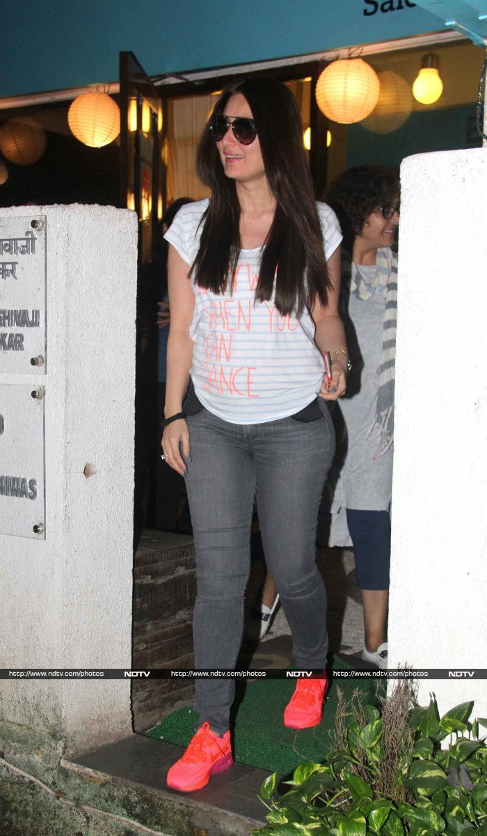 Mom-to-be Kareena Kapoor Khan Doesn\'t Need a Bodyguard
