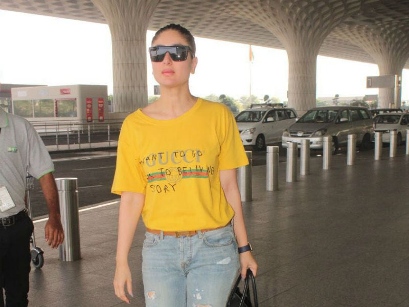 We Love Everything About Kareena's Airport Style