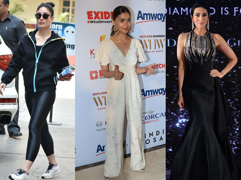 Gym, Work, Eat, Repeat For Kareena, Alia, Karisma And Others