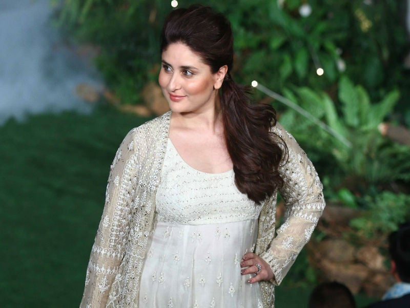 Kareena Kapoor Khan At Her Regal Best At Lakme Fashion Week Finale