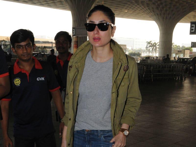 Kareena Kapoor, We Love Your Airport Style