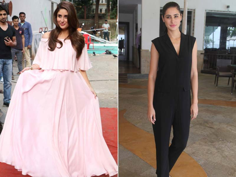 Mom-To-Be Kareena's Smile And Nargis' Swag Will Make Your Day