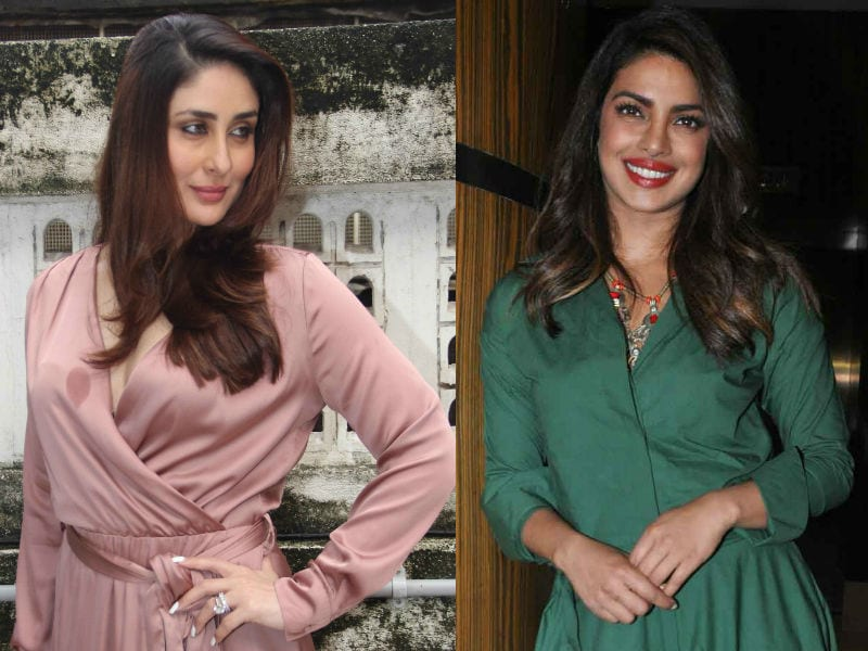City Life With Priyanka Chopra And Kareena Kapoor