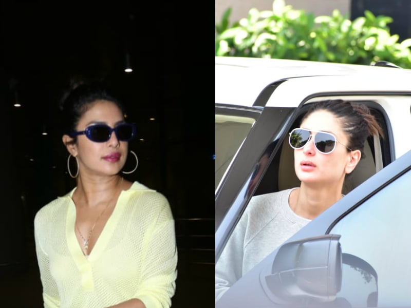 Kareena And Priyanka Back To Embrace Mumbai Summer