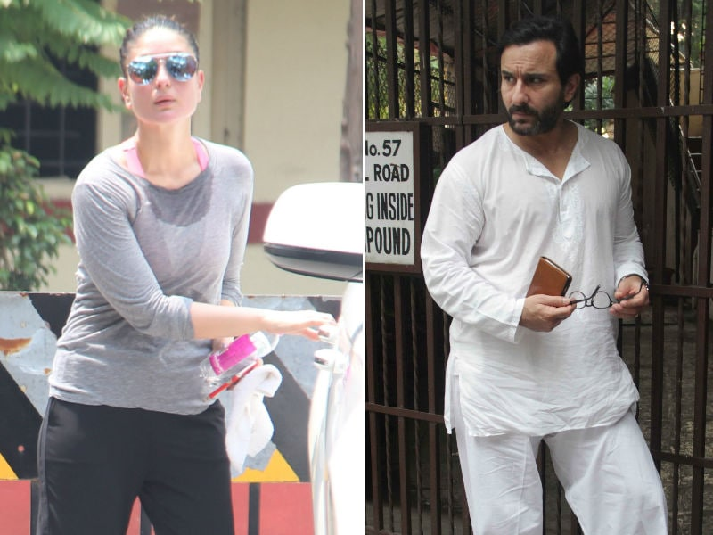 Famous Mumbaikars Kareena, Saif, Dia Take Over