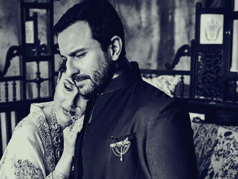 Come Fall In Love With Kareena And Saif In 7 Pics